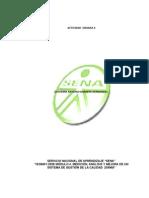 ACTIVIDAD SEMANA 4 Medicion Analisis y Mejora