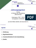BauSani_Wohnungseigentumsgesetz