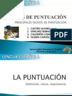 Signos de Puntuacion Principales 2011