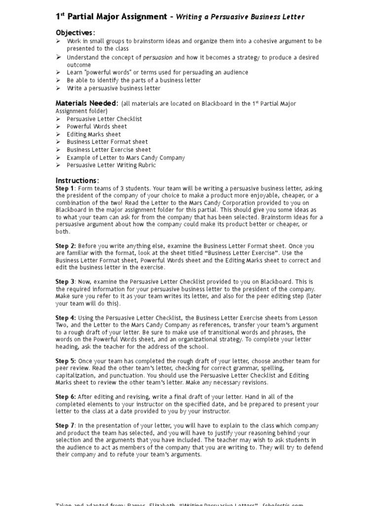 monster cover letter checklist
