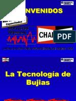 Bujias Tecnica