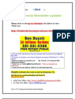Housing Trends Newsletter Updates Monthly Oct 2011.