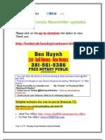 Housing Trends Newsletter Updates Monthly Oct 2011.