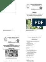 """""""PRODUCCIÓN Y MANEJO DE FRUTALES II"""""""