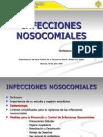 INFECCIONES NOSOCOMIALES