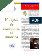 410537 Masoneria en America
