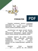 Hutsuneak Fiskaltza