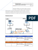 Configuración VPN IPSec de ZyWALL a ZyWALL