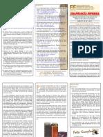 Boletín Edafología Informa A7N4 - 2011