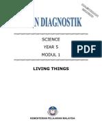 Living Things Modul 1- Naskah Murid