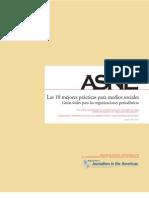 Las 10 mejores prácticas para medios sociales - Guillermo Franco 1