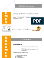 Resume Guide From Btechmca