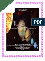 Unidad Didactica Sistema Solar