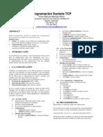 Paper - Programación Sockets TCP