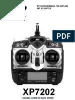 XP7202 Air Heli Manual