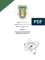 POrtafolio quimica