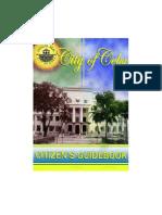 Cebu City Citizen's Charter