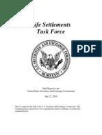 Life Settlements Report