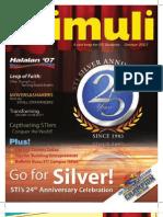STImuli Student Newsletter (October Issue 2007)