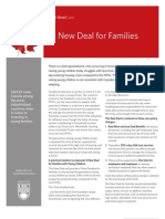 Does Canada Work for All Generations fact sheet - 2011