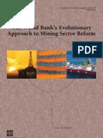 WB Mining Sector Reform
