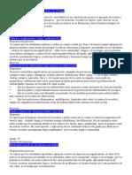 PROYECTOS DE APRENDIZAJE