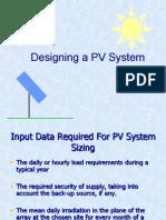 PV-Off Grid Design