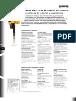 Catalogo y Control de Polipastos