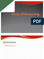 37141066 Basics of Accounting