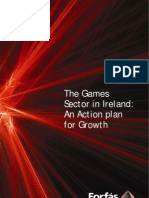 Forfas-Games Sector in Ireland