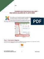 04 Galerias de Imagenes Con Phoca Gallery - Crea Las Galerias