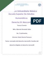 Fuentes Del Derecho Mercantil1