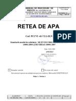 IL 41 PCCVI Retea Apa