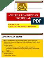 Kuliah 3-4 - Analisis Struktur Industri