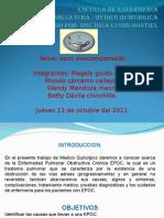 presentacion MQII MYM