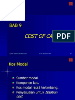 MK09-Cost of Capital
