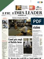 Times Leader 10-18-2011