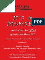 DC Disaster Manual