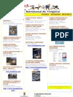Agenda Eventos (Octubre Noviembre Diciembre