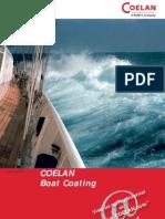 Coelan GB Brochure COELAN Boat Coating