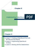 Chapter 8_databound Controls