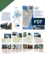 Art et architecture du conseil de l'europe à strasbourg