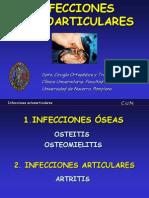 7 - infecciones óseas y articulares