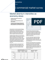 RICS Commercial Market Survey