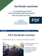 4-1 Ørjan Tveit, Spot i Norden