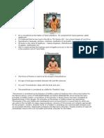 Siddha List