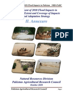 2010 Flood Damage Assessment Report II Annexure