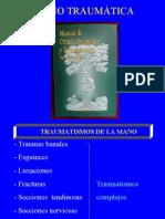 24 - patología de la mano I (traumática)