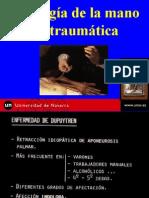 25 - patología de la mano II (no traumática)