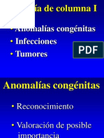 36 - patología del raquis I
